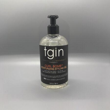TGIN Curl Bomb Moisturizing Styling Gel